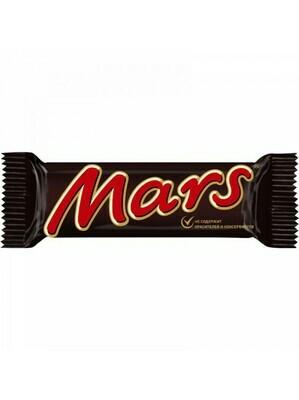 Шоколадный батончик Марс