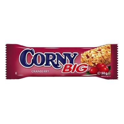 Злаковый батончик Corny (Полоска злаковая с клюквой)