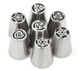Russian Piping Tips