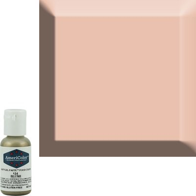 Blush Americolor 0.75 oz Soft Gel Paste