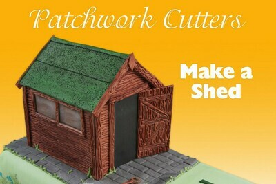 Patchwork Cutters - Make A Shed