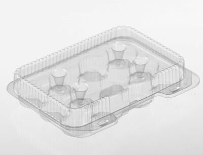 12 Mini Muffin/Cupcake Container