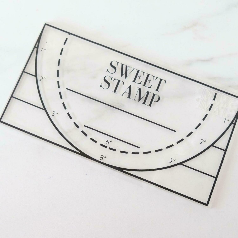 Sweet Stamp - PickUpPad - Large