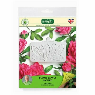 Flower Pro Peony Leaves Mold