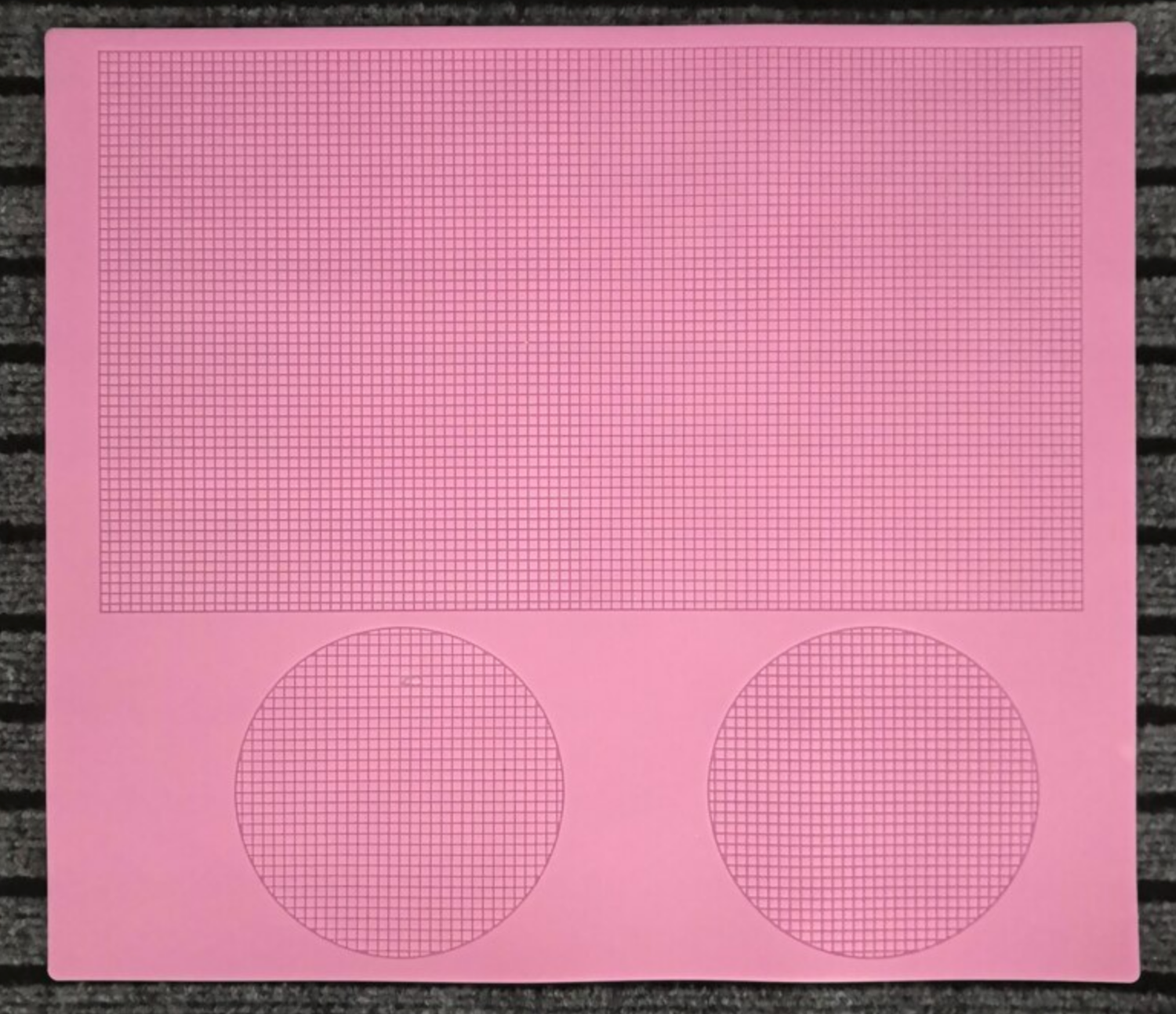 Grid Silicone Mat