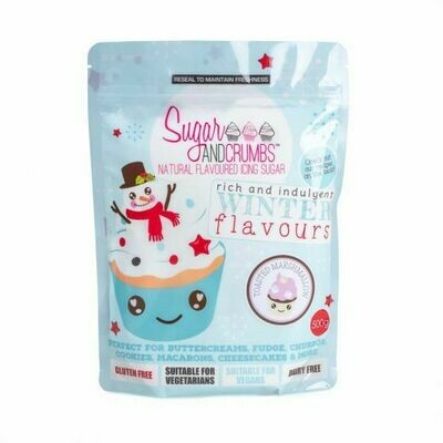 Sugar and Crumbs Toasted Marshmallow Flavoured Icing Sugar
