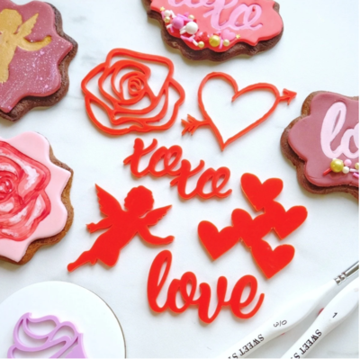 SWEET STAMP - LOVE ELEMENTS