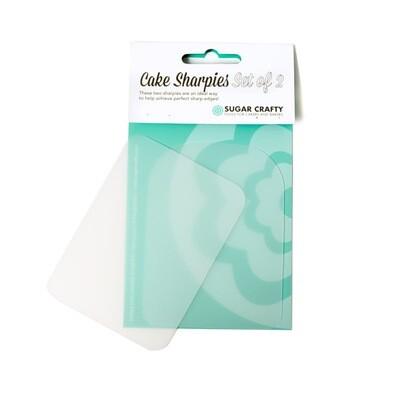 Cake Sharpies by Sugar Crafty