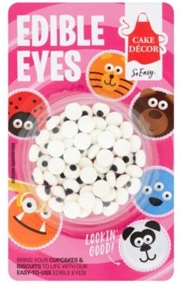 Edible Eye Toppers by Cake Decor