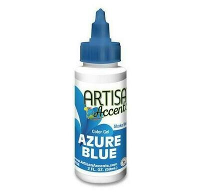 Azure Blue - Artisan Accents Gel Color