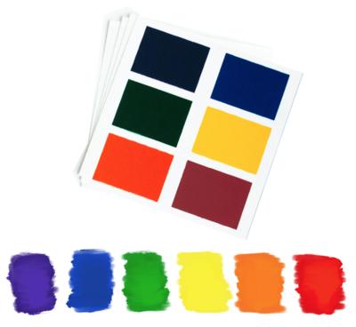 PYO Paint Palettes - Rainbow