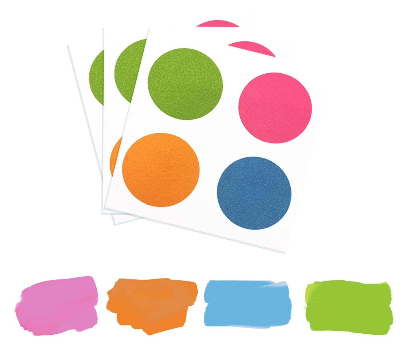 PYO Paint Palettes - Easter/Pastel