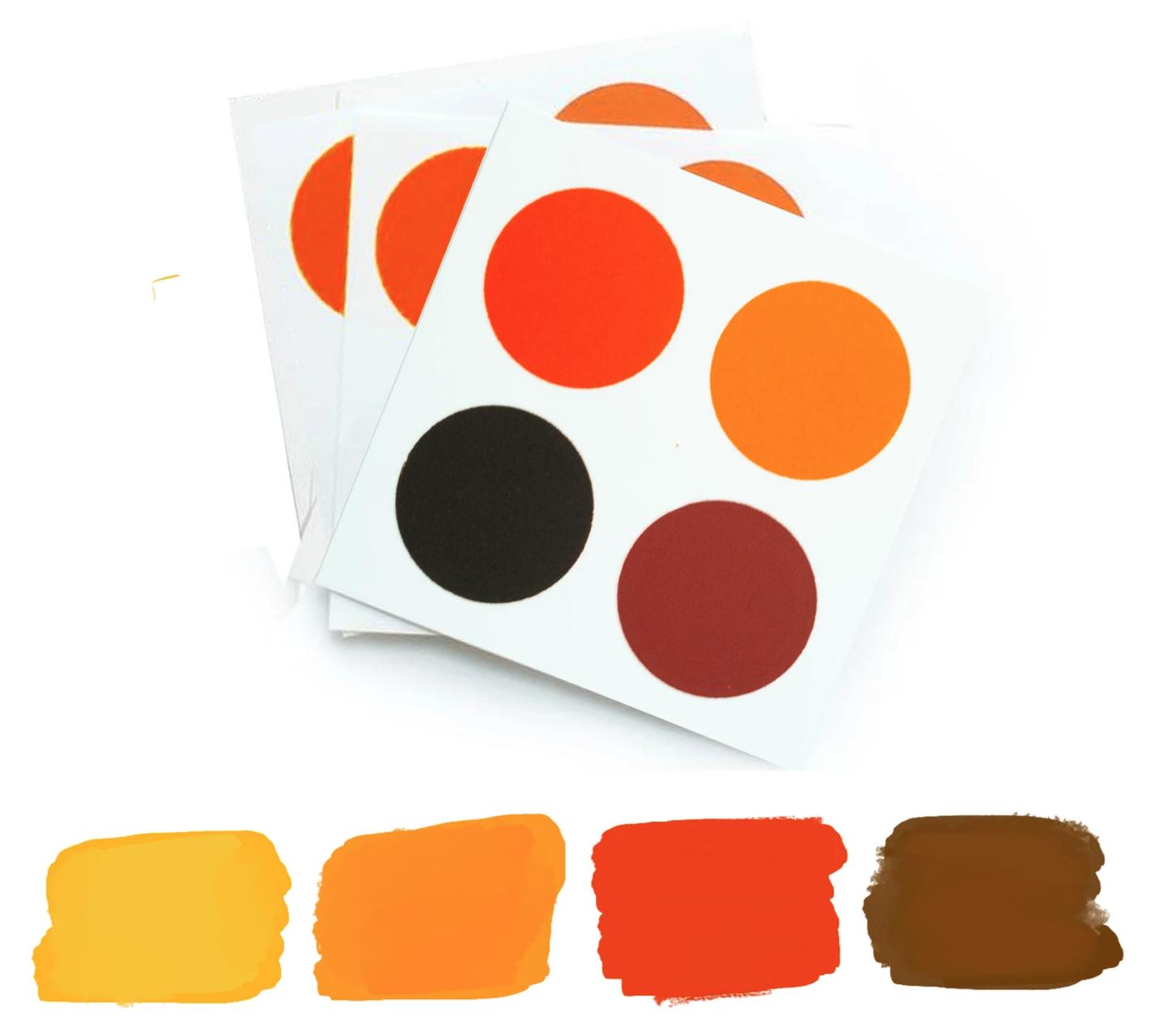 PYO Paint Palettes - Fall