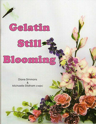 Gelatin Still Blooming Book