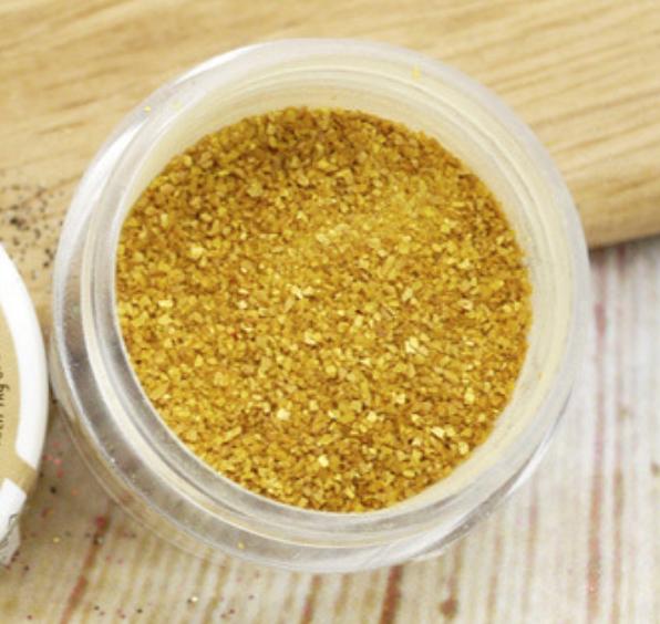 Gold Glitter - Rainbow Dust
