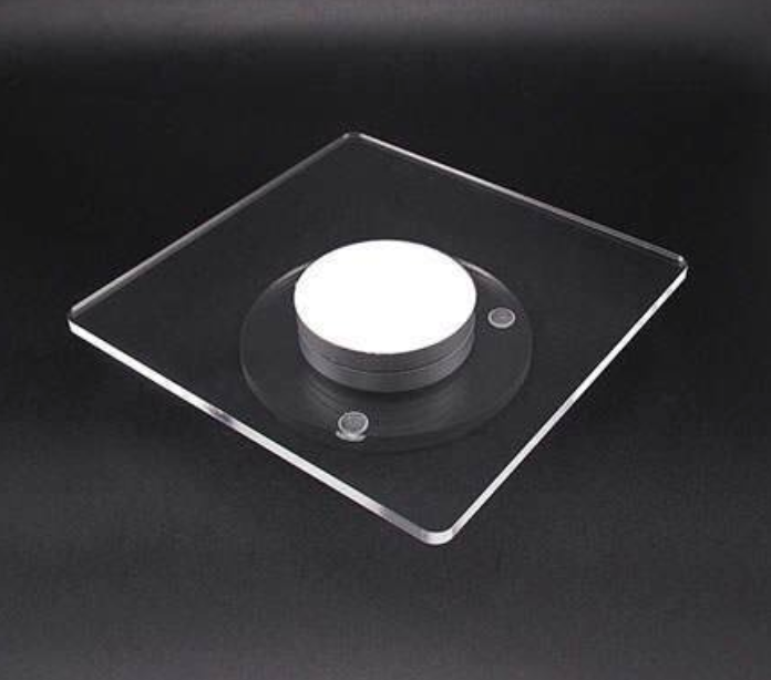 Clear Acrylic Cookie Turntable
