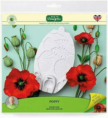 Flower Pro Poppy Mold