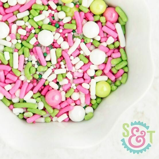 Melon Ball Sprinkle Mix