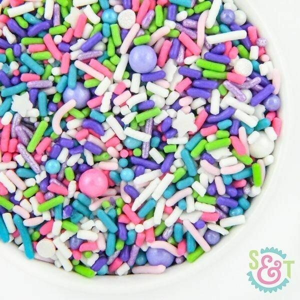 Girl Power Sprinkle Mix