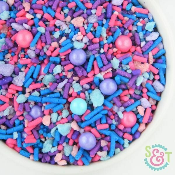 Cotton Candy Sprinkle Mix