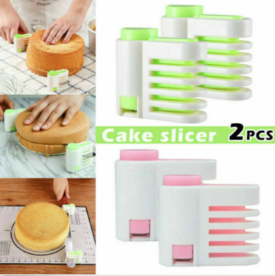 2 Pc. Cake Slicing Leveller