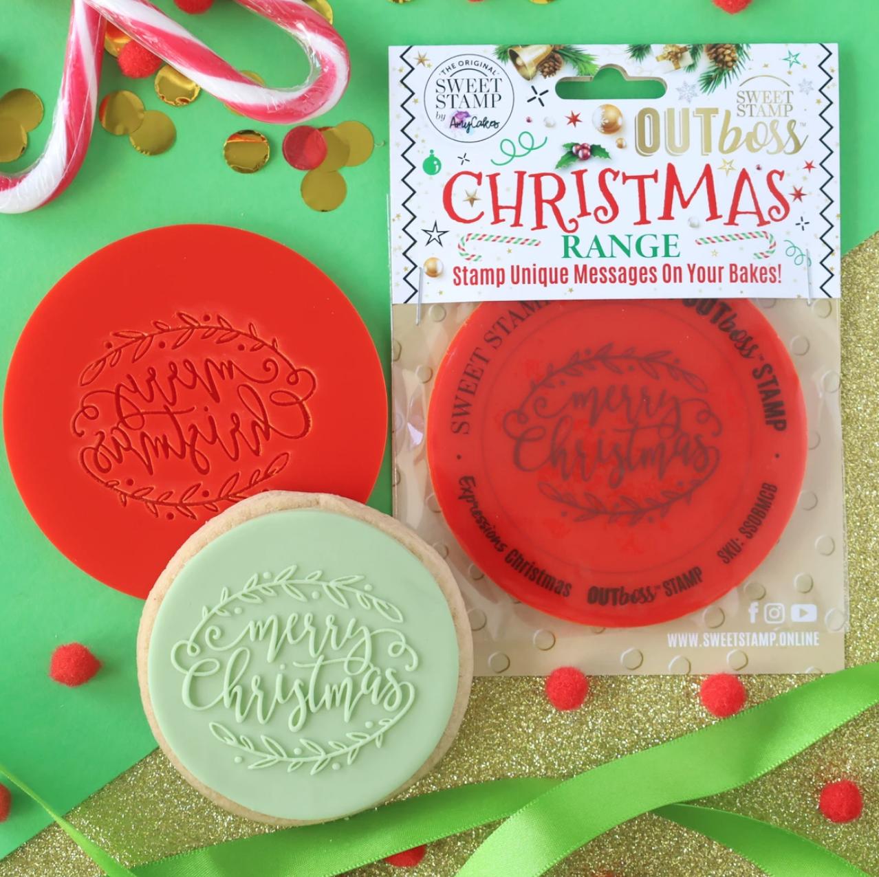 OUTBOSS CHRISTMAS - MERRY CHRISTMAS 2