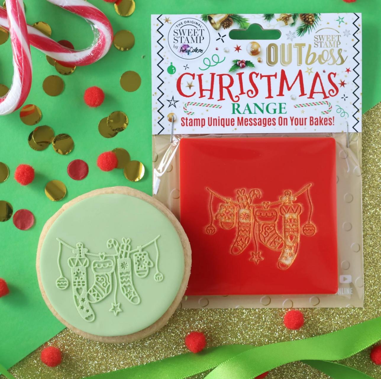 OUTBOSS CHRISTMAS - CHRISTMAS STOCKINGS