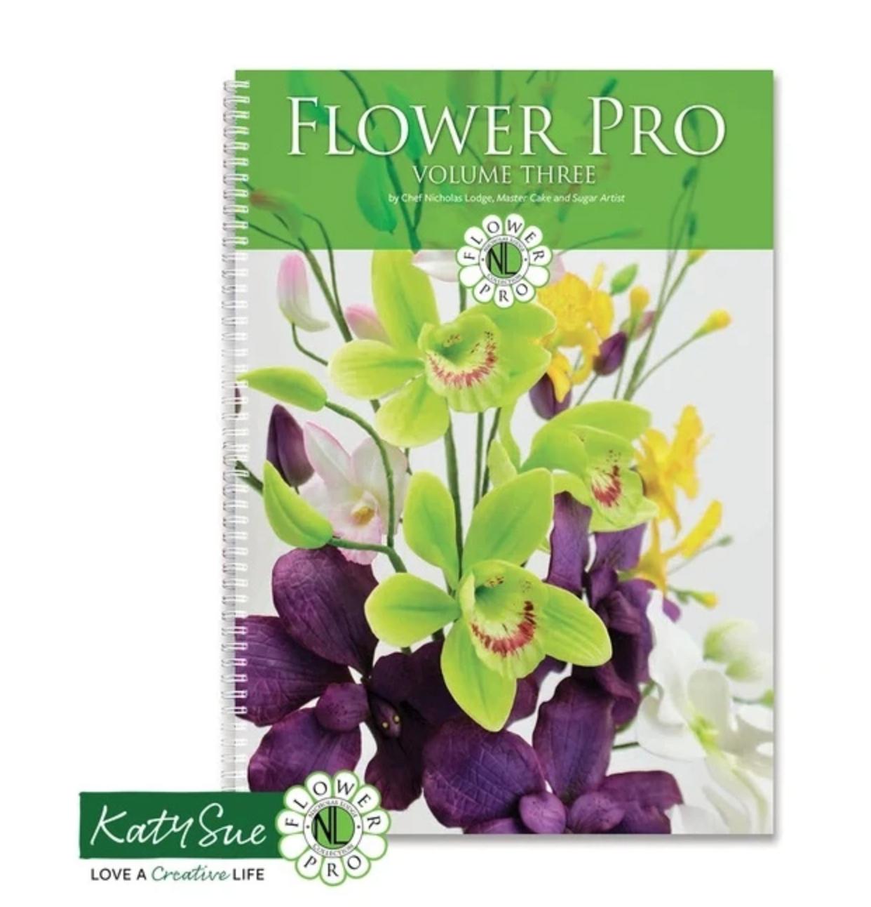 Flower Pro Book | Volume 3
