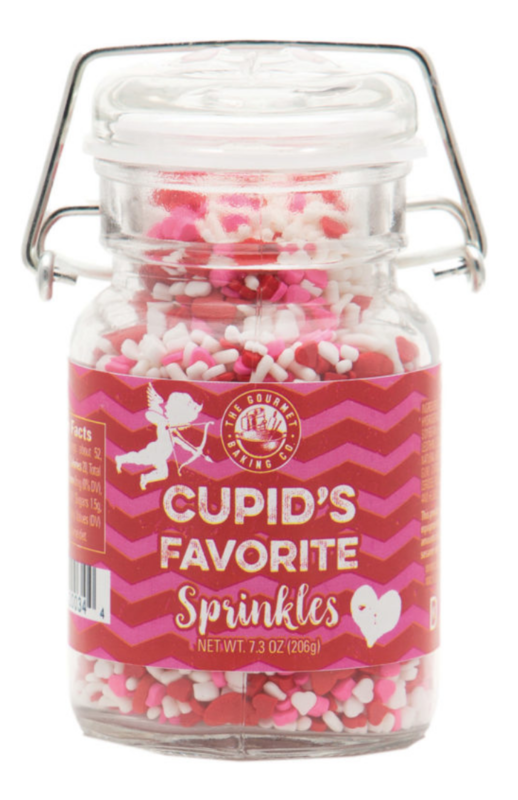 Cupid's Favourite Sprinkles - 5.8 oz