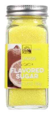 Lemon Flavoured Sugar - 3.75 oz