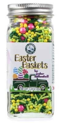 Easter Baskets Sprinkle Blend