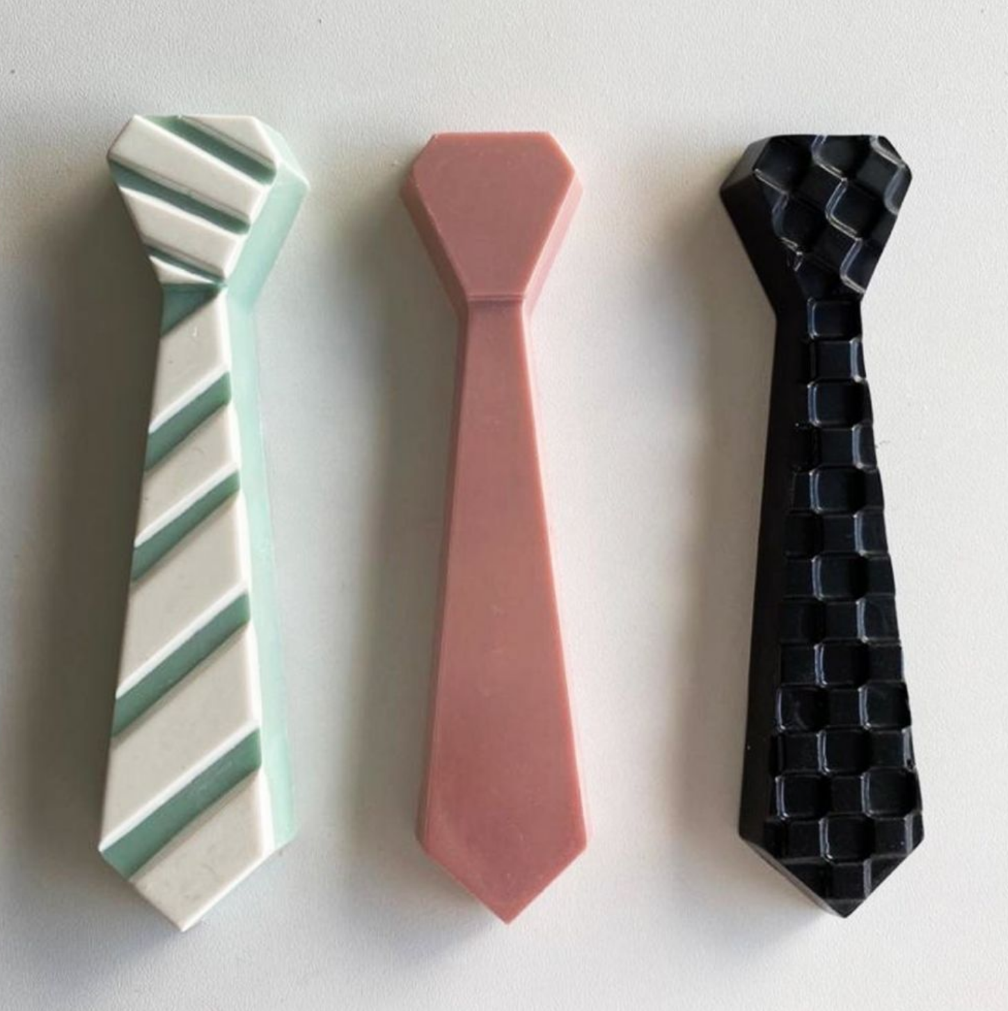 Daddy's Ties - 3 Part Mold - PRE-ORDER - Arriving Jan. 19th