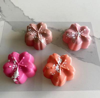 Flower Truffle - 3 Part Mold