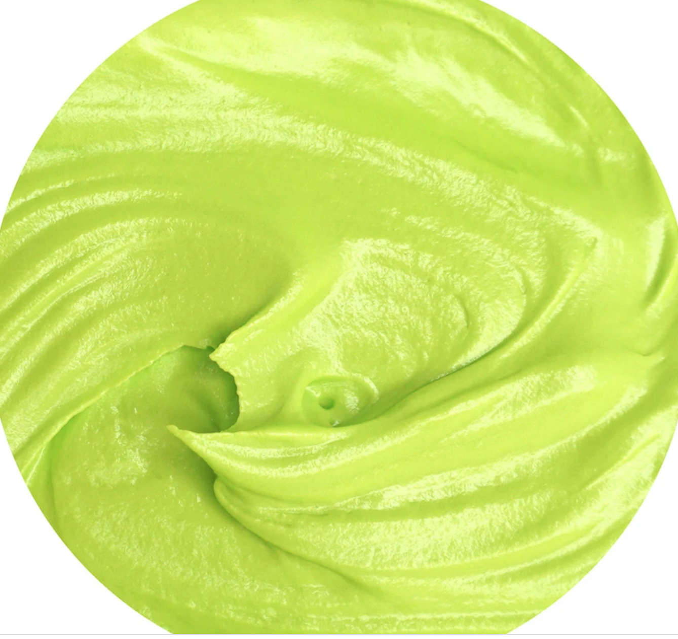 Cookie Countess Gel Icing Color 2oz - Neon Bright Green
