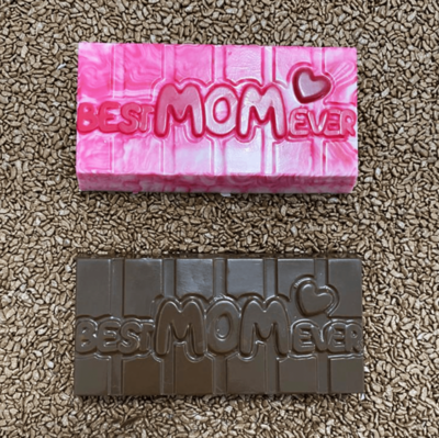 Best Mom Ever Tablet - 3 Part Mold