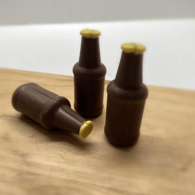 Liquor Bottles - 3 Part Mold - PRE-ORDER - Arriving end of January