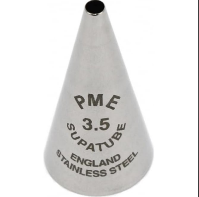PME #3.5 Writing - Seamless Stainless Steel Tip