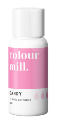 Oil Based Colouring 20ml Candy - Color Mill