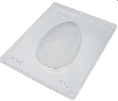 Egg Shell Thick 250g - 3 Part Mold - PRE-ORDER - Arriving end of January