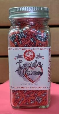 Cupid's Dream Sprinkle Blend - 3.25 oz