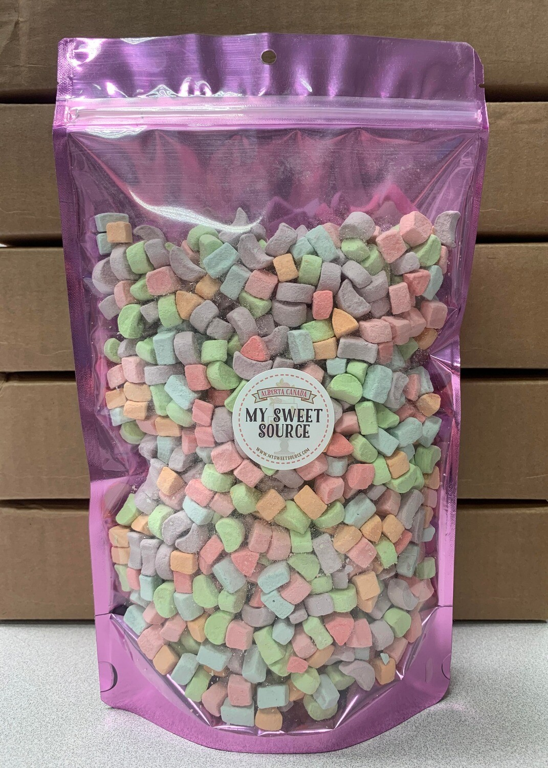 Dehydrated Mini Colored Marshmallows - MORE COMING SOON!