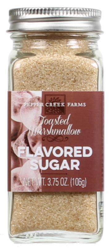 Toasted Marshmallow Flavoured Sugar - 3.75 oz