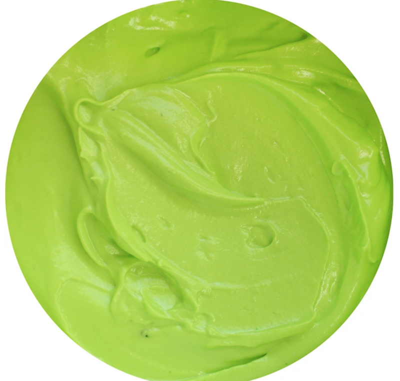 Cookie Countess Gel Icing Color 2oz -Glowing Green