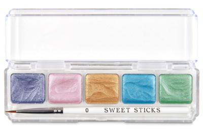 Mermaid Mini Palette by Sweet Sticks