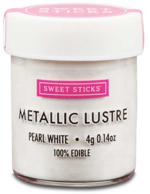 Pearl White Lustre Dust