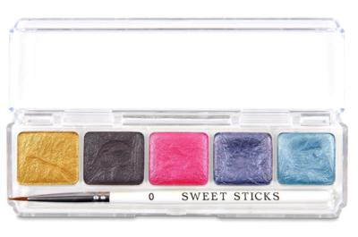 Unicorn Mini Palette by Sweet Sticks