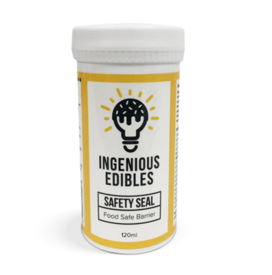 Ingenious Edibles Safety Seal
