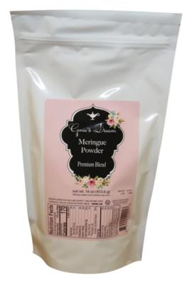 Genie's Dream Meringue Powder - 16 ounces