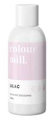 Oil Based Colouring 100ml Lilac - Color Mill