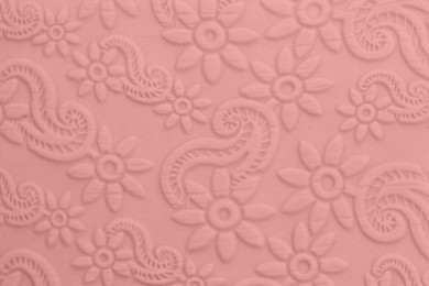 FMM Paisley and Flowers Embossed Rolling Pin